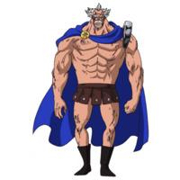 Image of King Riku