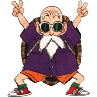 Profile Picture for Master Roshi