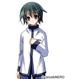 Shou Izumi from Seito Kaichou Hikaru ~ Inma ni Senryou Sareta Gakuen ~