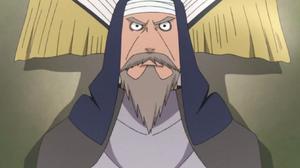 Earth Daimyo from Naruto Shippuden