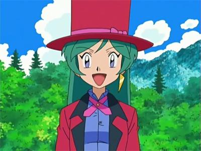 Our Girl singing pokemon