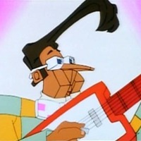 Image of Blockheads' Guitarist